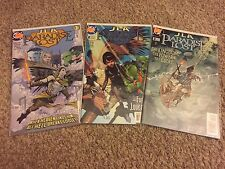 JLA: Paradise Lost #1-3 (1998) DC VF/NM to NM WOW Nice LOT