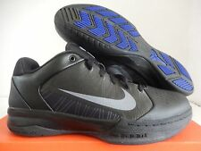 NIKE KOBE DREAM SEASON III 3 LOW BLACK-PURPLE SZ 9 [454105-003]