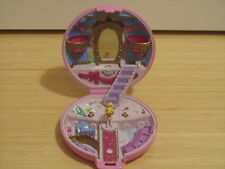 Mini Polly Pocket Polly's Grand Ballett Ballerina  original Figur Theater 1993
