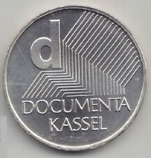 Germania 10 EURO ARGENTO moneta da 2002 documentazione Kassel, moneta, Germany Coin