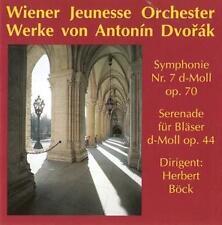 Böck - Sinfonie 7 / Serenade D-Moll