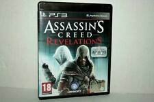ASSASSIN'S CREED REVELATIONS USATO OTTIMO SONY PS3 ED ITALIANA PAL FC3 45032