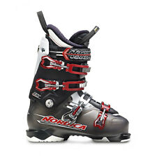 2016 Nordica NXT N3 Mens All Mountain Ski Boots Size 26.5 Black 05032400