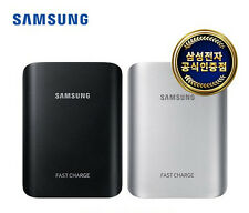 Samsung EB-PG935 (Fast Charge) Power Bank, Single USB / 10200 mah / Black