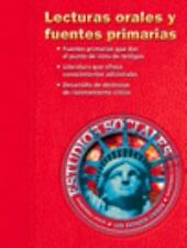 SOCIAL STUDIES 2003 SPANISH READ - ALOUDS AND PRIMARY SOURCES GRADE 5