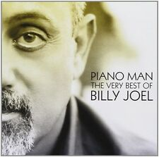 BILLY JOEL - PIANO MAN - GREATEST HITS CD - UPTOWN GIRL / JUST THE WAY YOU ARE +