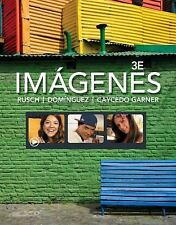 Imagenes: An Introduction to Spanish Language and Cultures (World Languages)