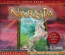 The Last Battle Radio Theatre: Chronicles of Narnia)
