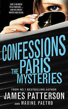 PATTERSON,JAMES-CONFESSIONS: THE PARIS MYSTERIES  BOOK NEW