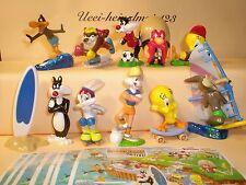 Komplettsatz Looney Tunes Active mit allen BPZ