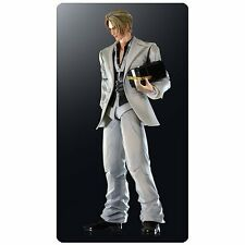 *NEW* Final Fantasy VII Advent Children: #1 Rufus Shinra Play Arts Kai Figure