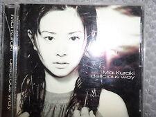 MAI KURAKI - Delicious Way CD JAPAN GZCA-1039