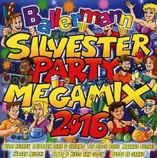 Various - Ballermann Silvesterparty Megamix 2016 - CD