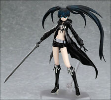 New FIGMA SP-012 Black Rock Shooter Figure Max Factory