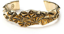 House of Harlow Rocky Mountain Cuff Gold Bracelet