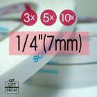 "1/4""(7mm) x 27yds_SOOKWANG Scor-tape Double sided Adhesive tape for scrapbooking"
