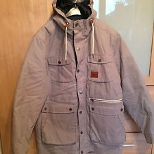 WESC Benji Hooded Shell Jacket / Parka / Snowboard Jacke - 3 in 1