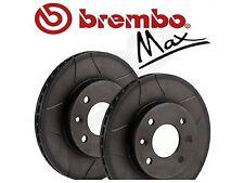 Bremsscheiben Brembo MAX  256 mm  -VA-VW GOLF II (19E, 1G1) 1.8 GTI 16V