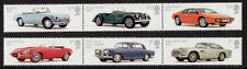 GREAT BRITAIN 2013 BRITISH AUTO LEGENDS SET OF 6 UNMOUNTED MINT, MNH