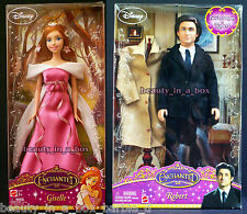 Enchanted Giselle Doll Robert Amy Adams Movie Princess Disney Lot 2 Dent ""