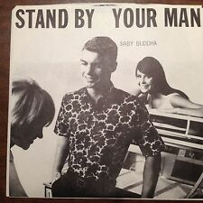 """Baby Buddha – Stand By Your Man 1980 7"""" Promo 415 Records 45 Mint unplayed!"""