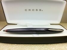 Cross Verve Merlot 18K White Gold Plated Ballpoint Pen 0022-2
