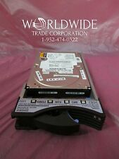 IBM 90P1341 07N8822 36GB 10K 80-pin U320 SCSI Hard Disk Drive w/ 59P5224 Bracket