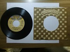 Old 45 RPM Record - Casablanca 811 440-7 - Irene Cara Flashdance What a Feeling