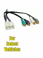Radio Stereo Wire Harness JBL/Synthesis Amp Retention for select Toyota + Lexus