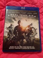 SEAL TEAM SIX: THE RAID ON OSAMA BIN LADEN BLU-RAY 2012 MOVIE