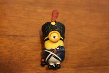 MINIONS MOVIE MINION SURPRISE Vive Le Minion MINI FIGURE NEW BUT, OPEN !