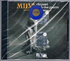 MILVA CANZONI TRA DUE GUERRE CD F.C. SIGILLATO!!!