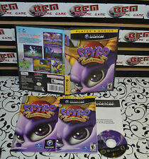 Spyro: Enter the Dragonfly  Nintendo GameCube - COMPLETE - Works on WII