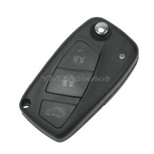Entry Remote Key Fob Shell Case with 3 Buttons for FIAT PANDA DUCATO PUNTO STILO