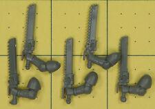 Warhammer 40K Space Marine Assault Mannschaft Kettenschwerter