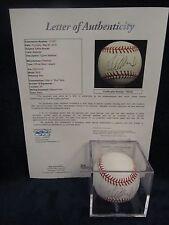 Ichiro Suzuki Autographed Official Major League (Selig) Baseball – Full JSA LOA