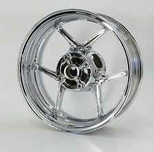 05-10 Kawasaki Ninja ZX6R ZX 636 New Chrome Rear Wheel Rim SHOW QUALITY CHROME