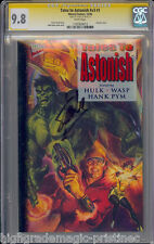 TALES TO ASTONISH  # V3  # 1 CGC 9.8 SIG SERIES STAN LEE W CGC # 1182929013