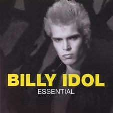 BILLY IDOL - ESSENTIAL CD ALBUM (15 TRACK COLLECTION) (2011)