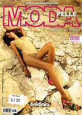 Italian MODA PELLE Magazine #3 SHOES & BAGS Trends 2011 Leather Fashion F/W 2012