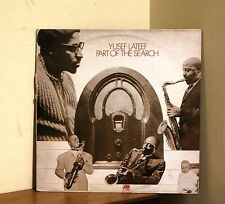 Yusef Lateef - Part of the search - Atlantic K 50041 (SD 1650) - Jazz - Funk