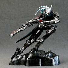 LOL League of Legends Project Purifier Lucian Action Figure Statue 3D Model Toy