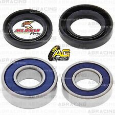 All Balls Rear Wheel Bearings & Seals Kit For Suzuki RM 80 1986 86 Motocross