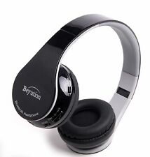 Hi-Fi Stereo Wireless Bluetooth 4.1 Headphones for All Cell Phone Laptop Tablet