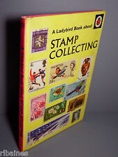 R&L Ladybird Book: Stamp Collecting, Series 633, 2'6 Laminated, 1st