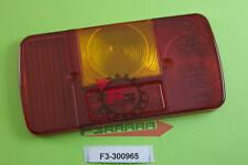 F3-300965 Vetro Fanale POST. SX  APE TM703 V -FL2 dal 99 in poi - 703 LCS  - TM