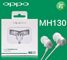100% brand new Original Oppo MH130 Earphone Headphone for Oppo