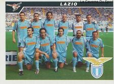 193 SQUADRA (TEAM PHOTO) ITALIA LAZIO STICKER CALCIATORI 2005 PANINI