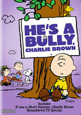 Peanuts-hes A Bully Charlie Brown [dvd] (Warner Home Video) (ward546575d)