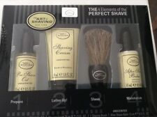 The Art of Shaving Uncented Starter Kit - 4 Elements of the Perfect Shave, NEW